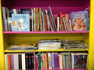 My Spanish Classroom Library