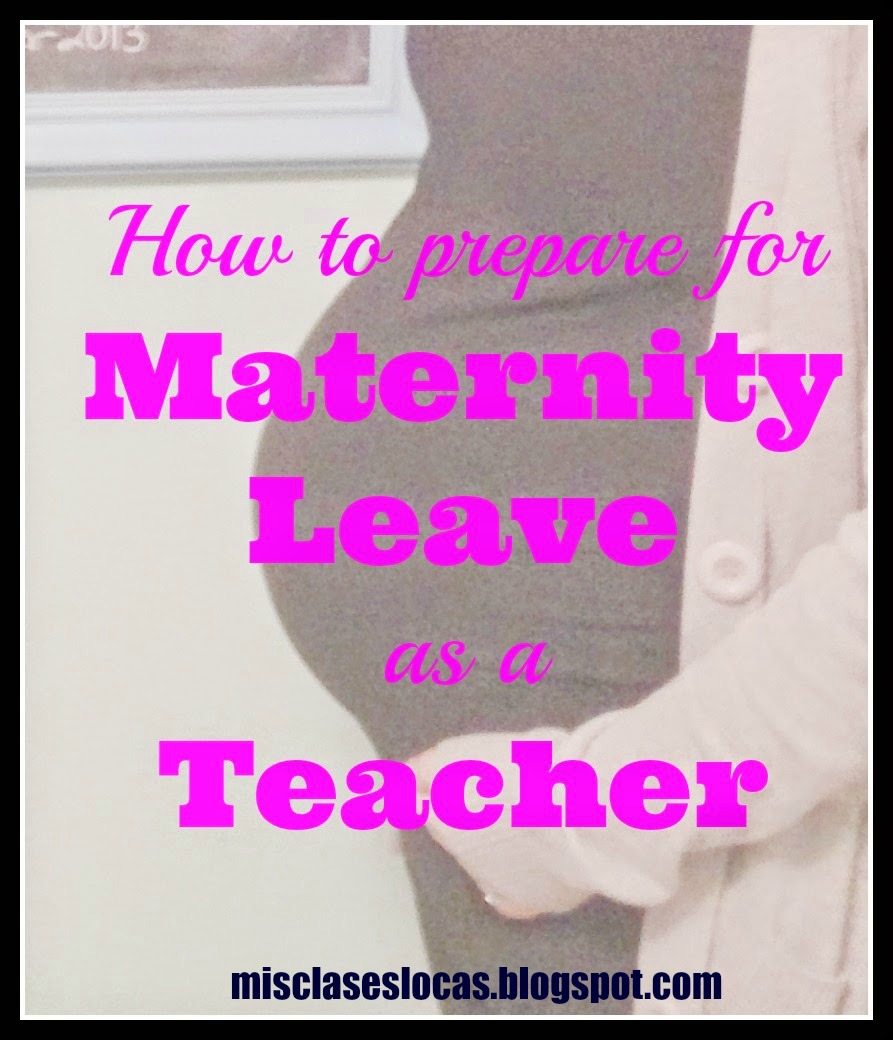 Planning for Maternity Leave