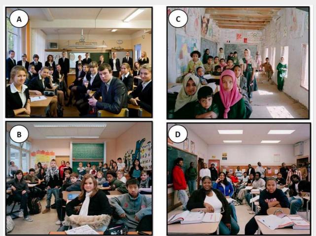 Tumba Chapter 1 – schools around the world