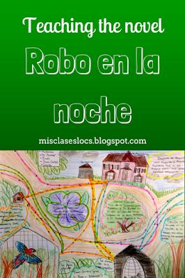 Teaching Robo en la noche
