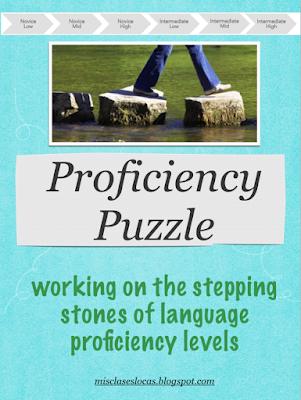 Proficiency Puzzle