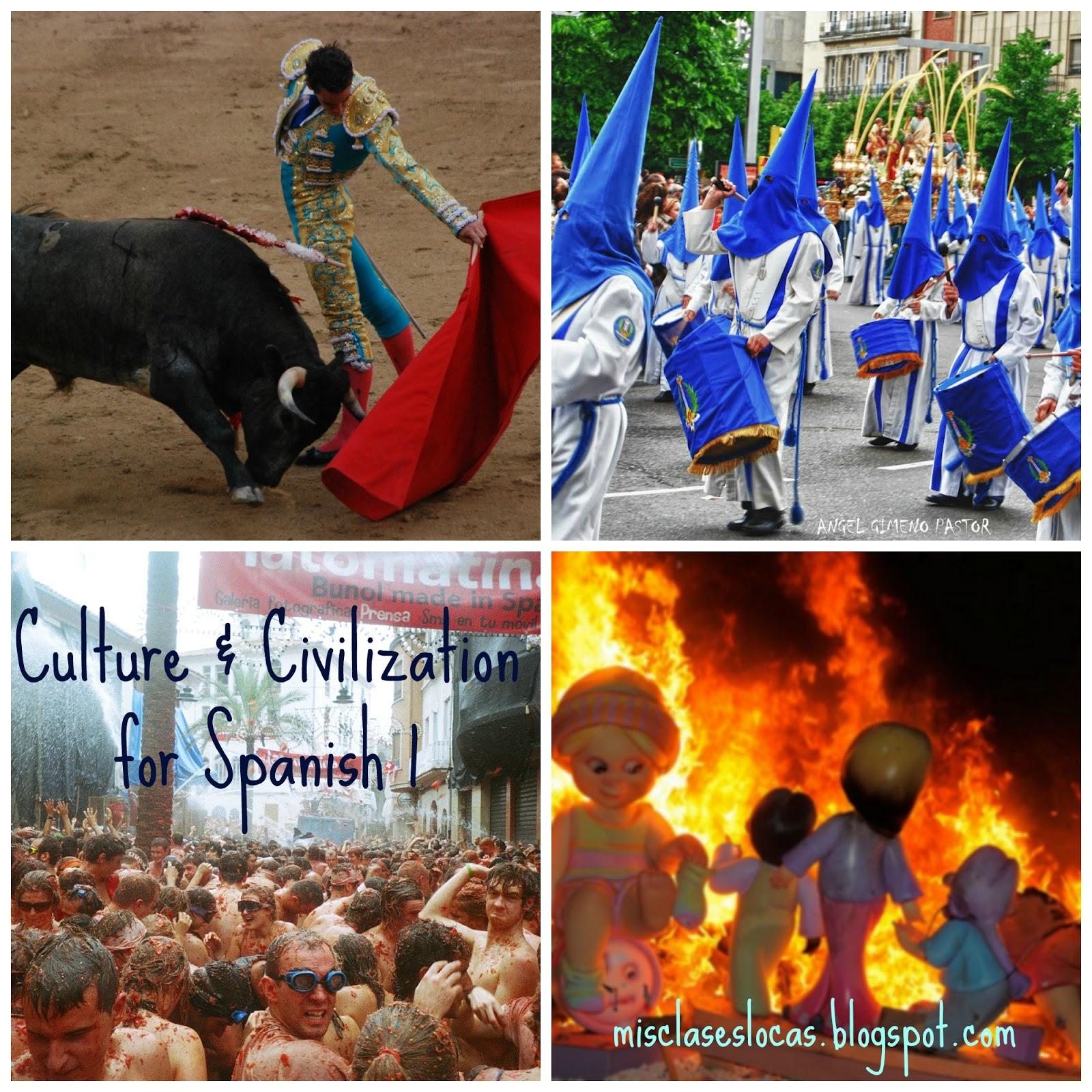 Culture & Civilization – Spanish 1