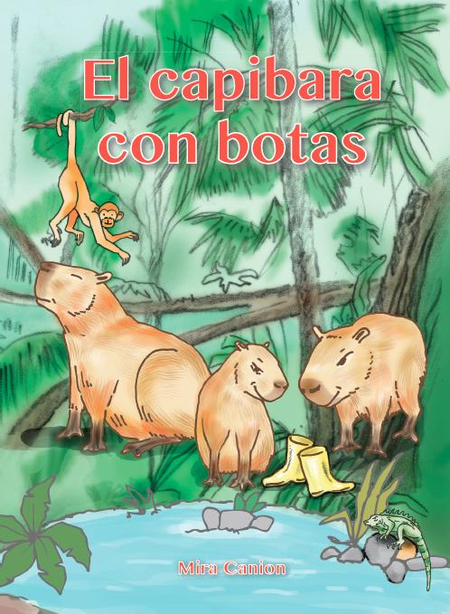 Libro lunes – El capibara con botas