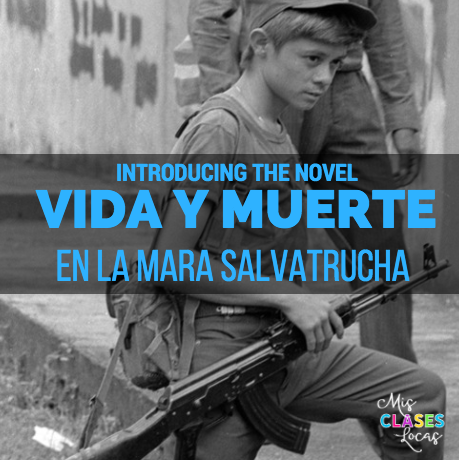 Introducing the novel Vida y Muerte en la Mara Salvatrucha