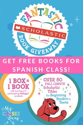 Quick Tip: Free Books in Spanish!