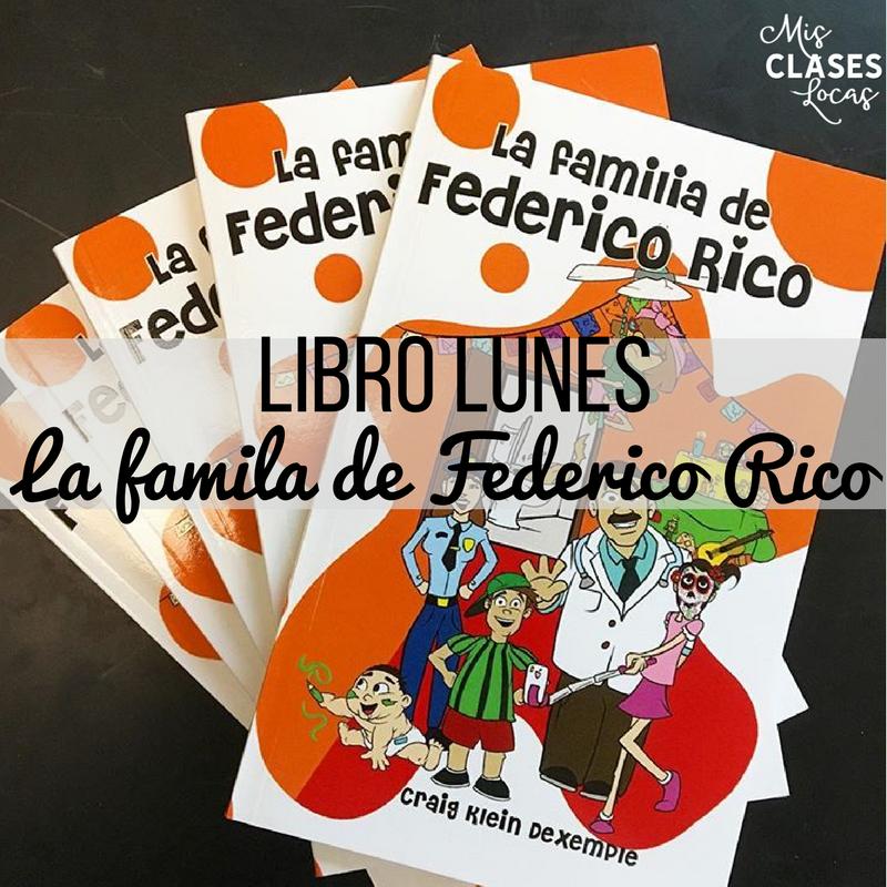libro lunes: La famila de Federico Rico