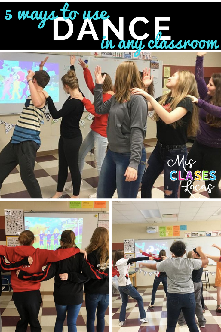5 Ways to use Dance in any classroom