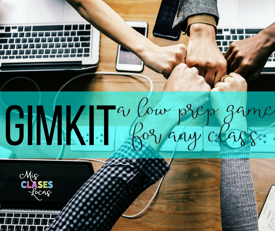 Quick Tip: GimKit – a low prep interactive game for any class