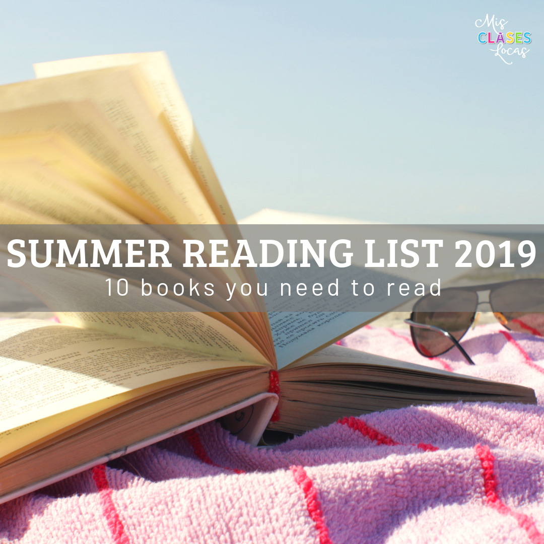 Summer Reading list 2019 – 10 books you need to read