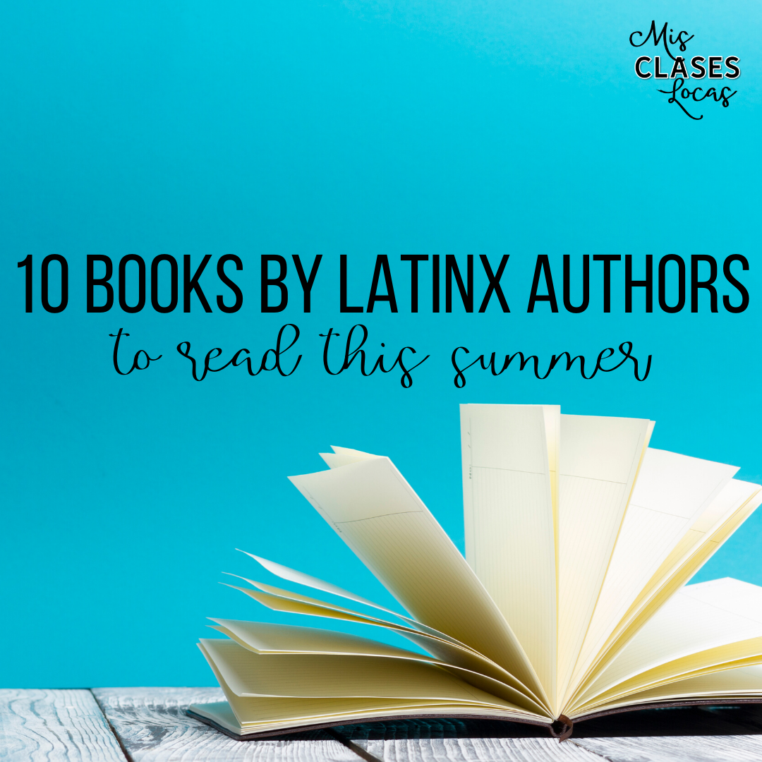 10 books by Latinx authors to read this summer