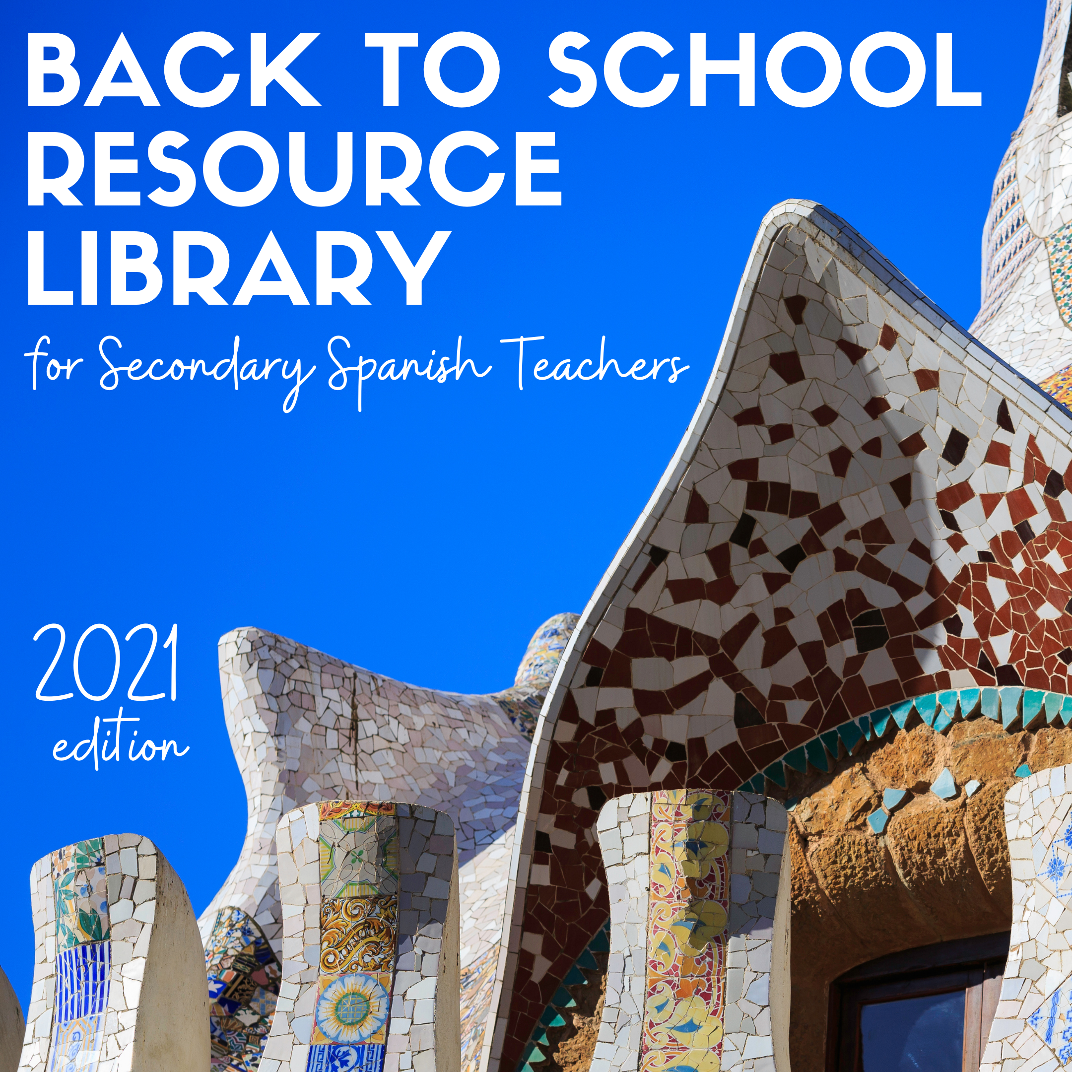 25+ Free Resources for Spanish Teachers for Back to School