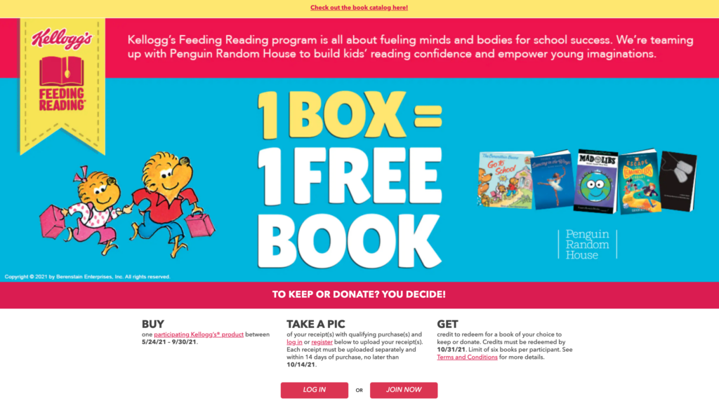 Free Books from Feeding Reading