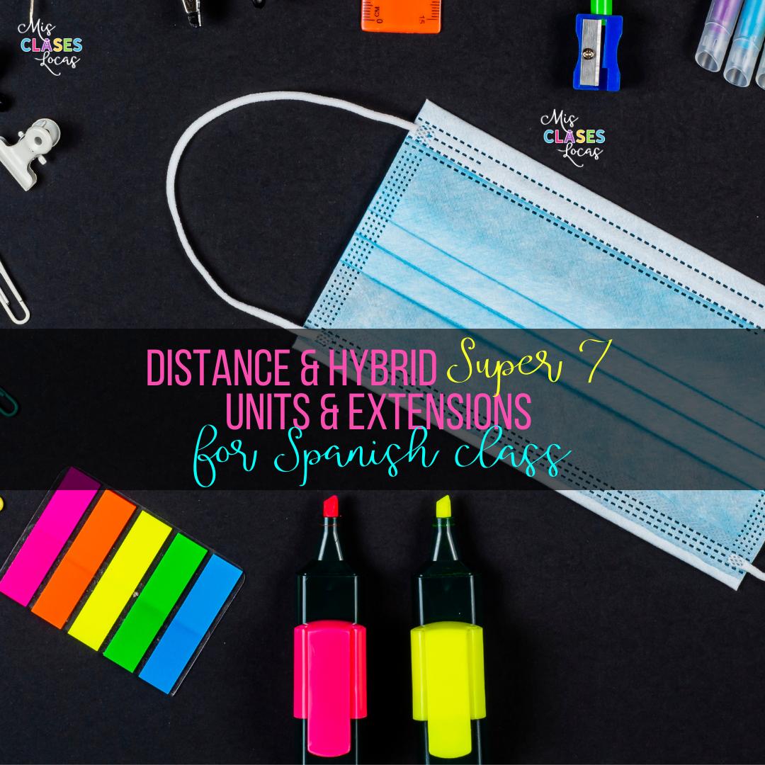 Distance & Hybrid Super 7 Verb Unit modifications