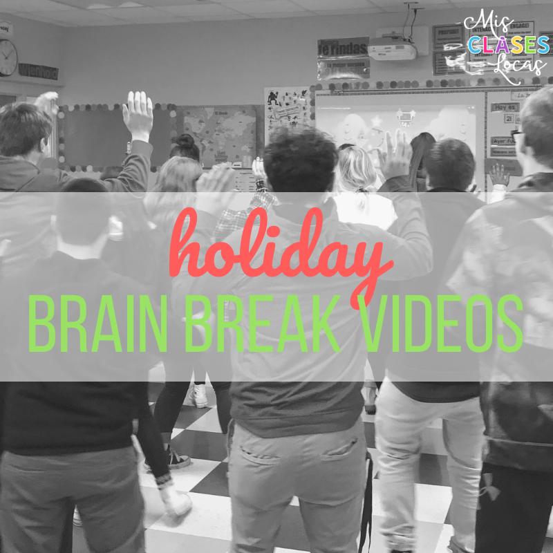 Holiday dance videos – baile viernes navidad