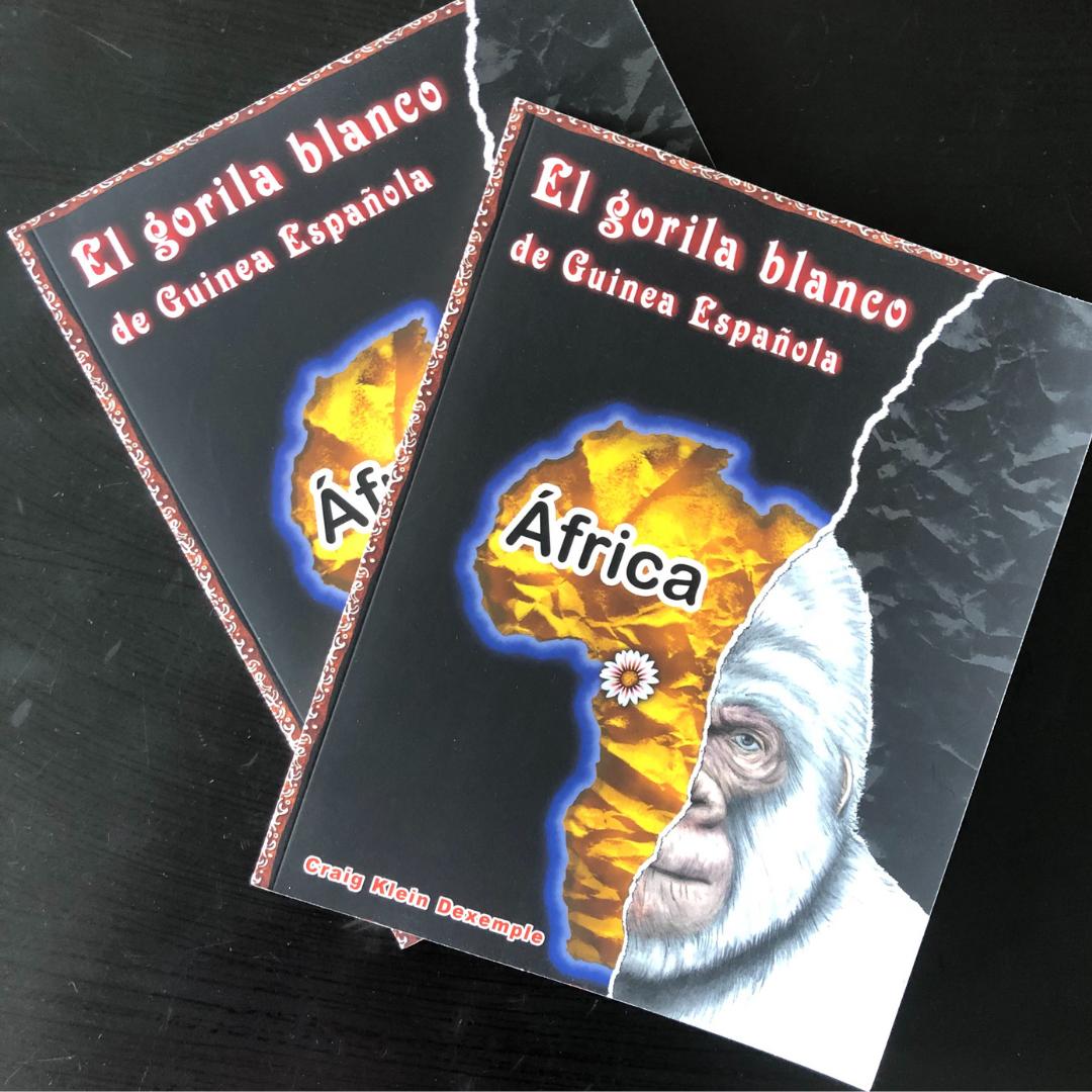 Libro lunes: El gorila blanco de Guinea Española