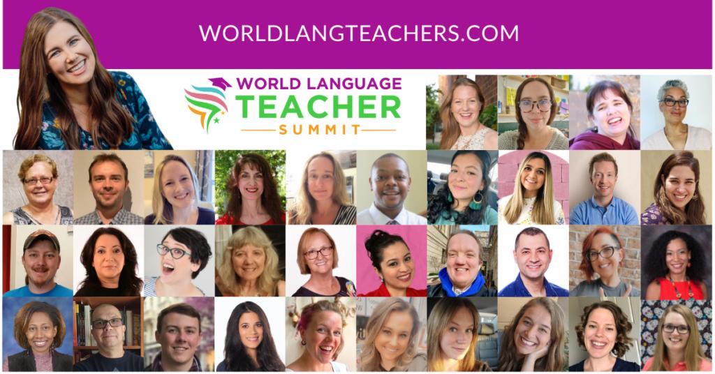 Free World Language Teacher Summit